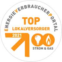 Top Lokal Versorger 2021